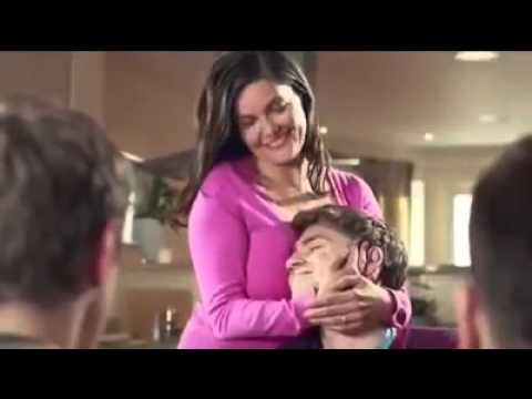 mom show step son how to wank