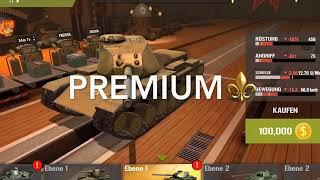 All Tanks War Machines – alle PANZER PREISE  Tir 1–6 Leopard; Abrams; Tiger;  Ariete; T90.....