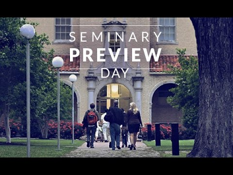 Seminary Preview Day