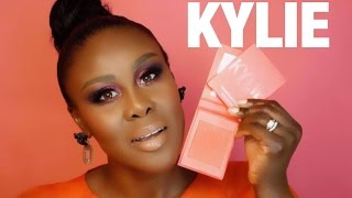 KYLIE COSMETICS: BLUSHERS..........Are they FDV Approved? | Fumi Desalu-Vold.