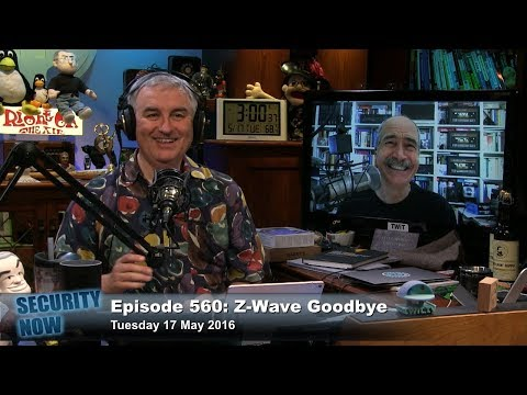 Security Now 560: Z-­Wave Goodbye