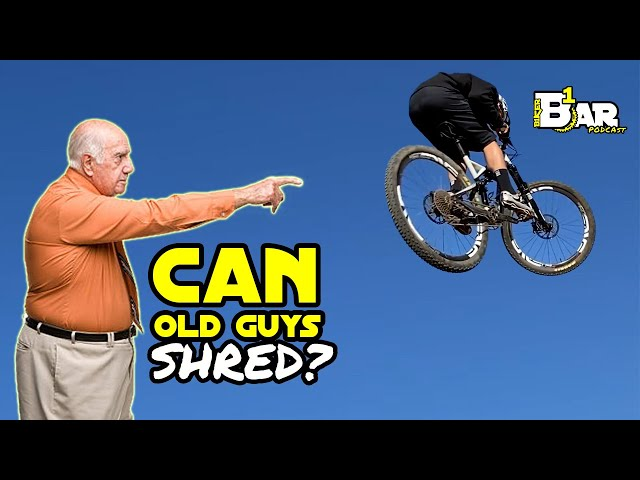 The secret to learning tricks as an OLD GUY? - B1KER Bar Bits