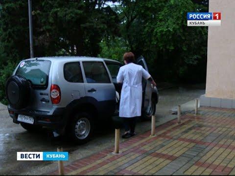 Сочинские врачи-педиатры вооружились джипами
