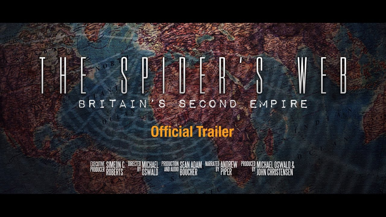 Image result for the spiders web movie BRITAINS SECOND EMPIRE