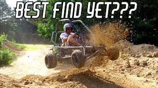 $199 Offroad Go Kart Find thumbnail
