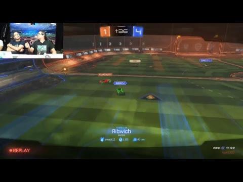 Rocket League Gameplay - Token #781: ¡En vivo!