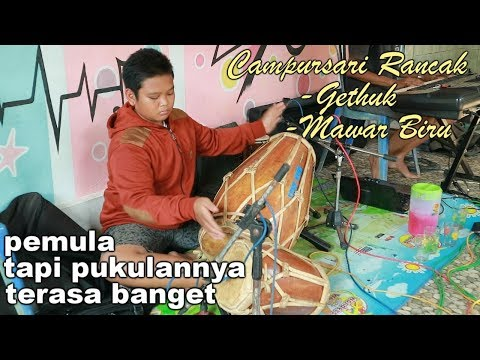 GETHUK CAMPURSARI JAIPONG RANCAK  // REVITA AYU //CONTESA MUSIC