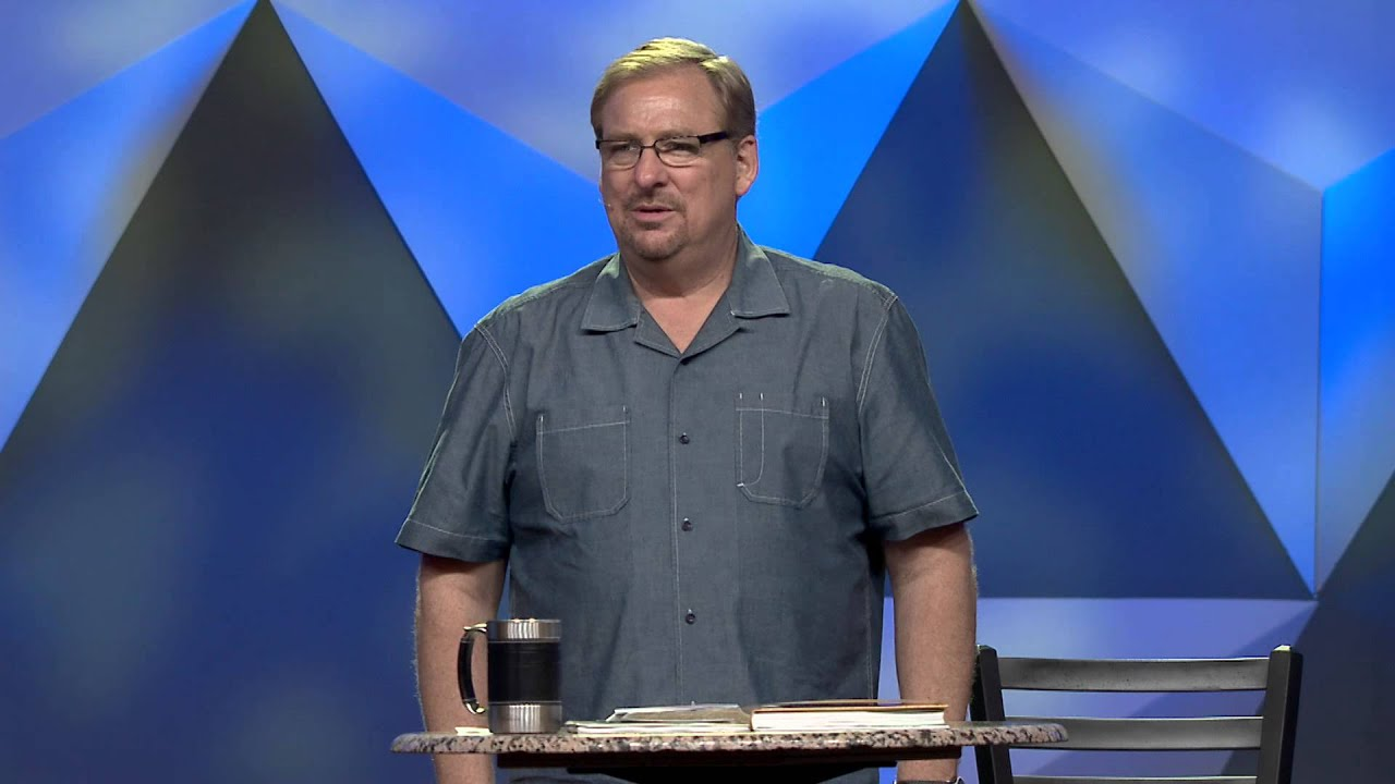 Transformed: How To Deal With How You Feel with Pastor Rick Warren