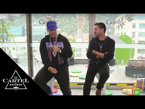 Talk Daddy Yankee- with Google