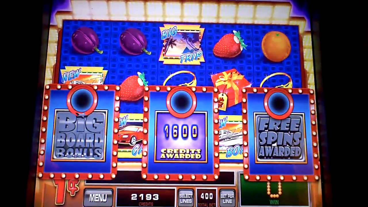 Free Online Press Your Luck Slots