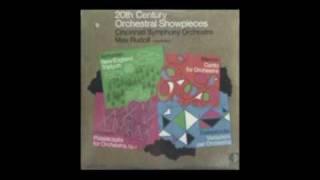 William Schuman - New England Triptych - Third Movement [Part 3/3]