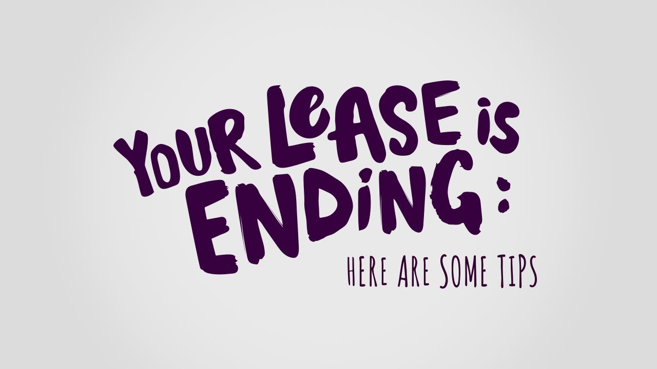 Car Lease End Checklist | Ally