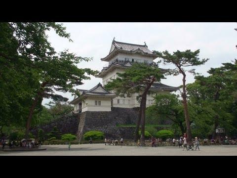日本の城(小田原城)...無料動画版