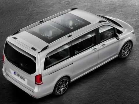Minivan V Cl Mercedes Benz Amg Line 2017 2016