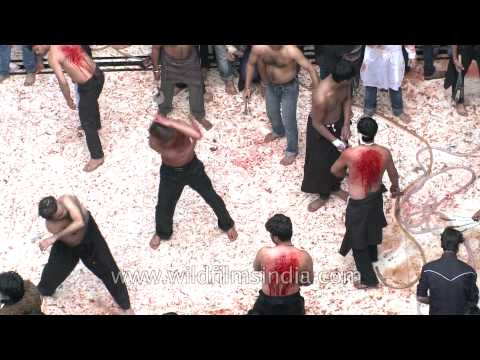 Qama Zani : Rituals of Muharram