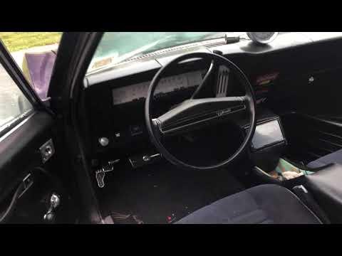 1973 Chevy Nova center console update