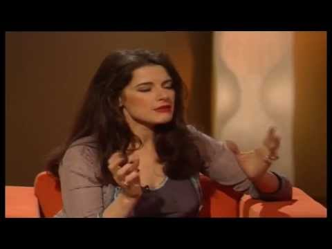 Nigella Lawson's very first TV appearance!