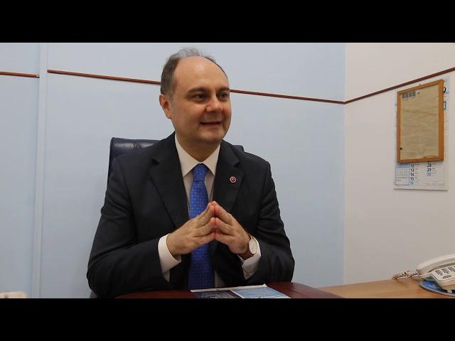 INTERVISTA A MASSIMO NOCE  DIRETTORE DELLA SCUOLA