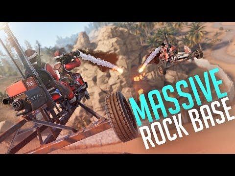 THE AIRSTRIKE RAID - Rust thumbnail