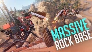THE AIRSTRIKE RAID - Rust