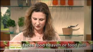Saturday Kitchen Best Bites with Angela Harnett