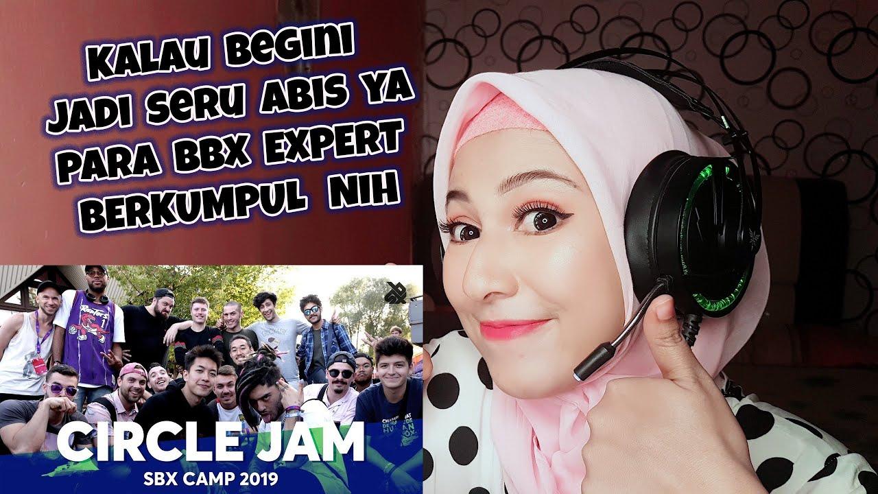 SBX CAMP CIRCLE JAM REACTION | SERU PARAH