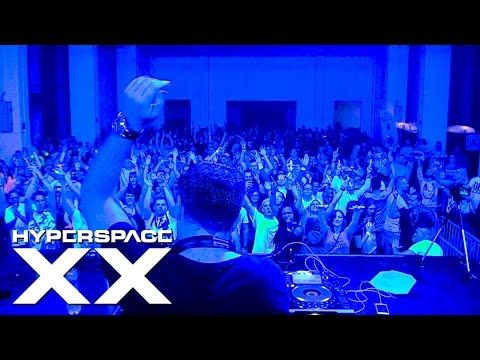 Jay Lumen live at Hyperspace XX. - 20th Anniversary Ceremony - Hungexpo Budapest 23-04-2016