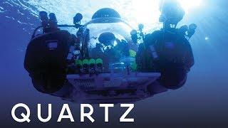 Scientists explore the ocean's eerie twilight zone