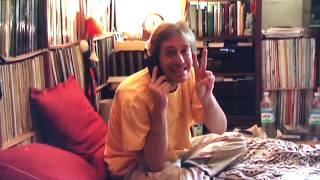 John Zorn rare interviews in his apartment
