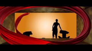 """Уникальное ШОУ ТЕНЕЙ. Презентация для фильма """"Исход: Цари и Боги"""""""
