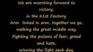 Soka Gakkai Malaysia Song March Towards the 21st Century