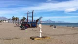 Квартира в Сан-Хуан-де-Аликанте на второй линии моря, 100 м от пляжа San Juan. Квартиры в Аликанте