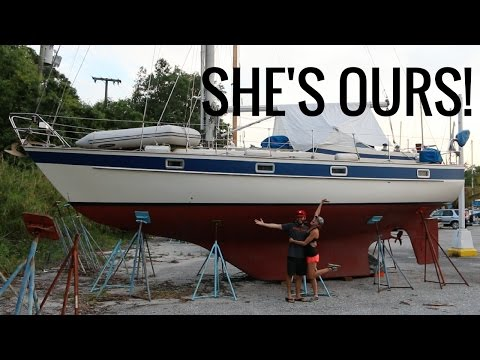 3] Buying our 35' Hallberg-Rassy Sailboat! | Abandon Comfort - Sailing The World
