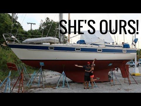 3] Buying our 35' Hallberg-Rassy Sailboat | Abandon Comfort - Sailing The World להורדה