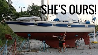 3] Buying our 35' Hallberg-Rassy Sailboat | Abandon Comfort - Sailing The World
