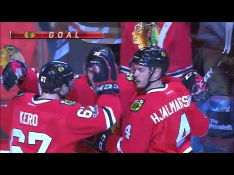 Top 10 Chicago Blackhawks Goals from the 2016-2017 Season