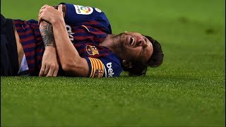 Barcelona vs Sevilla [4-2] - MESSI INJURED - MATCH REVIEW