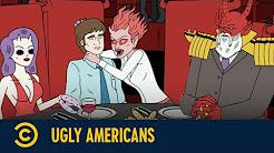 Ugly Americans | Staffel 1 | Ganze Folgen | Comedy Central Deutschland