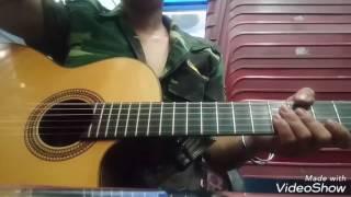 Lối Thu Xưa - Quốc Dũng - Guitar cover - Phương Huỳnh