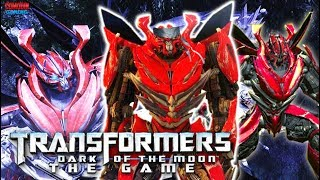 Transformers: Dark Of The Moon (PS3) Part 4 - Sneaky Mirage - Comodin Gaming