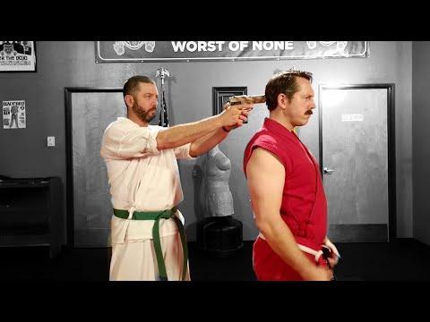 World's Best Pistol Defenses | Master Ken