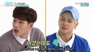 [VIETSUB] Weekly Idol Ep 246 - Jackson Jooheon Dahyun