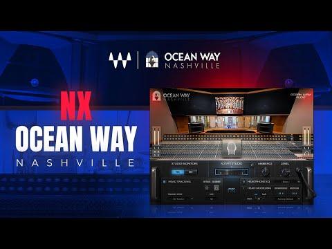 NEW! ? Waves Nx Ocean Way Plugin   Mixing on Headphones