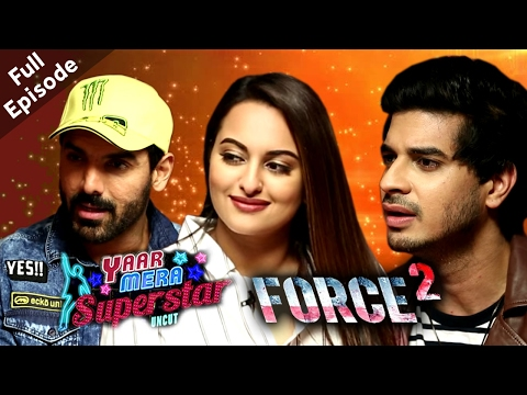 Force 2 Star Cast On Yaar Mera Superstar Season 2