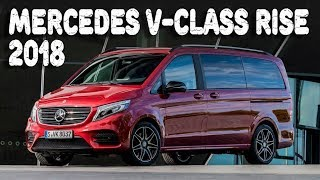 2018 mercedes benz v class rise and v class limited edition youtube 2018 mercedes benz v class rise and v