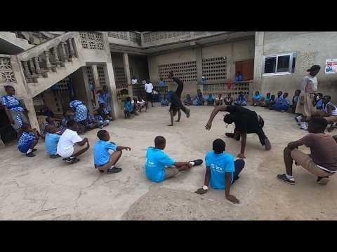 Asako (Afrikan Combat Capoeira in Nima)