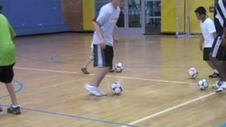 Futsal Training.mov