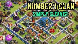 Clash Of Clans - Mega Empire Asia Clan Number 1 | Simply The Best Clan