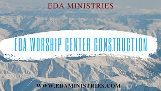 cleaning programme was started to construct EDA WORSHIP CENTRE.