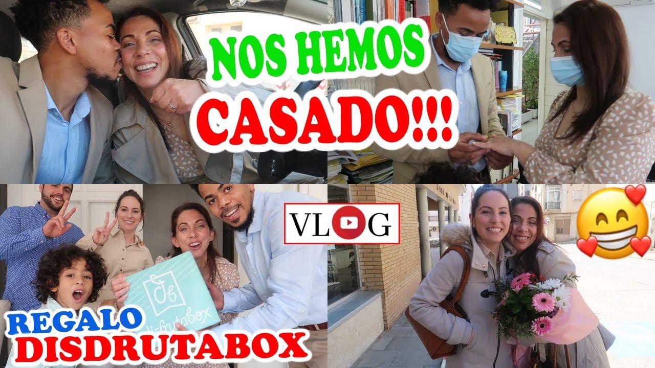 DONDE CELEBRAREMOS LA BODA ?? 🇩🇴🇪🇸/ POR FIN CASADOS!! / REGalo DISFRUTABOX / SUSAN MARCHAL VLOG